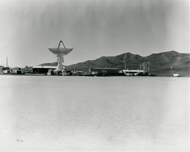 GROOM LAKE AT AREA 51
