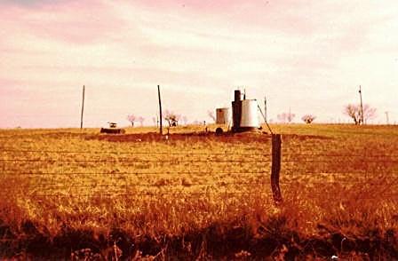 Barnes Petroleum Corporation at Kiowa County, Oklahoma