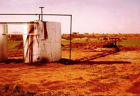 Barnes Petroleum Corporation - Caddo County, Oklahoma