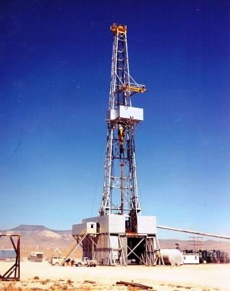 Barnes Petroleum Corporation - Grand County, Utah