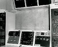 Mission Plotting Control Console