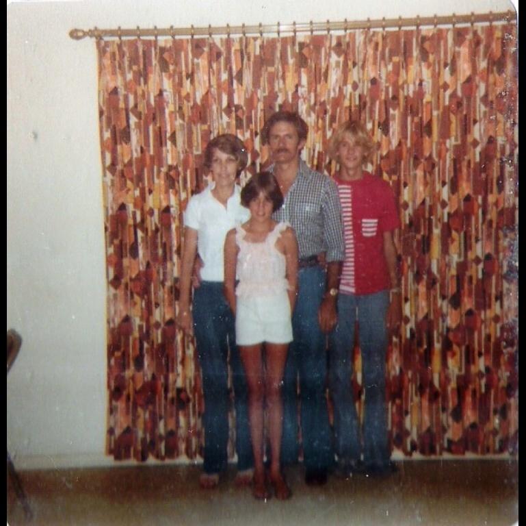 Rex Barnes Family