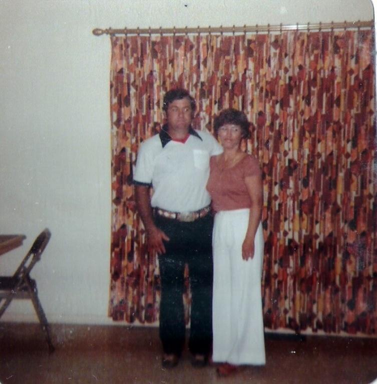Truman Barnes Family